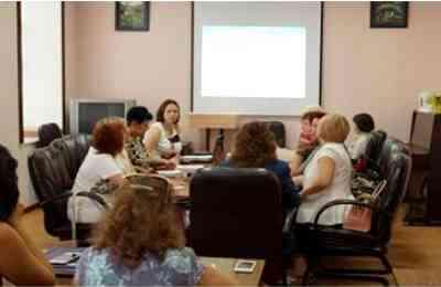 Областной круглый стол «Взаимодействие с учреждениями культуры в реализации лингвокультурологического подхода при обучении русскому языку как неродному»