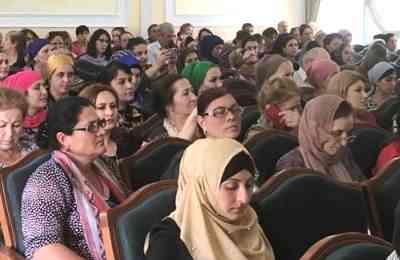 Курсы «Актуальные вопросы обучения русскому языку (как родному, как неродному) в современной школе» для учителей Республики Дагестан