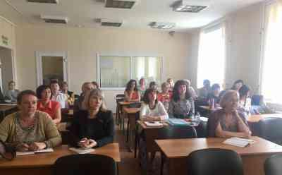 Научно-практический семинар  учителей-словесников «Работа над исследованием – основное звено  продвинутой модели предвузовской подготовки»