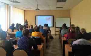 2 ноября 2017 года на базе ТОИПКРО состоялся областной семинар «Итоговое сочинение с «Просвещением»