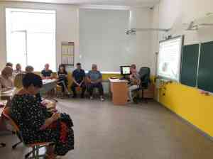 Расширенное заседание секций регионального учебно-методического объединения в системе общего образования Тамбовской области